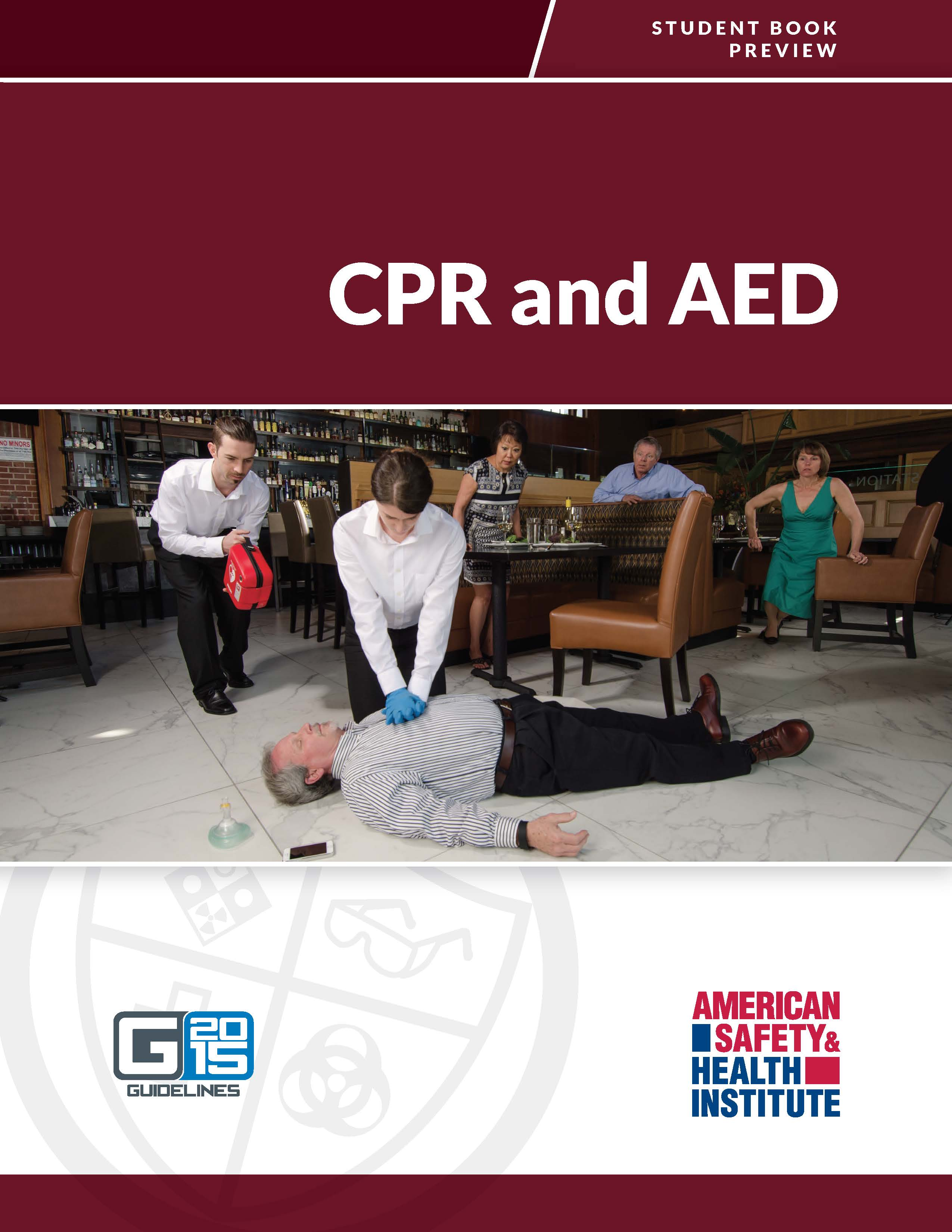 EMC CPR Training - Onsite Training - ASHI CPR & AED