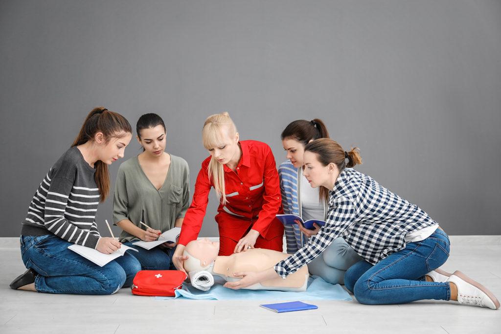 EMC CPR Training - CPR - AED - First Aid - EMC - Physio -Control