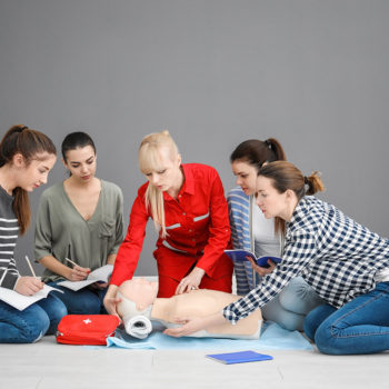 EMC CPR Training - CPR - AED - First Aid - EMC - Physio -Control