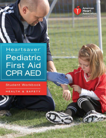 EMC CPR Training - Onsite Training - Heartsaver Pediatric First Aid CPR AED